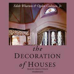 The Decoration of Houses by Edith Wharton, Ogden Codman Jr.