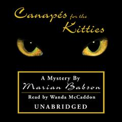 Canapés for the Kitties by Marian Babson