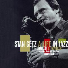 Stan Getz by Donald Maggin