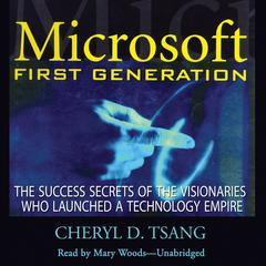 Microsoft First Generation by Cheryl Tsang
