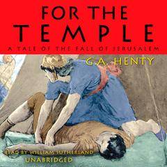 For the Temple by G. A. Henty
