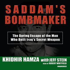 Saddam's Bombmaker by Khidir Hamza