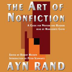 The Art of Nonfiction by Ayn Rand
