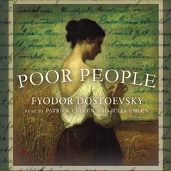 Poor People by Fyodor Dostoevsky