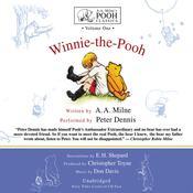 Winnie-the-Pooh by A. A. Milne, Christopher Toyne