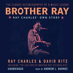 Brother Ray by Ray Charles, David Ritz