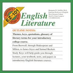 English Literature by Benjamin W. Griffith, PhD