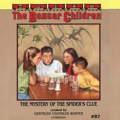 The Mystery of the Spider's Clue by Gertrude Chandler Warner