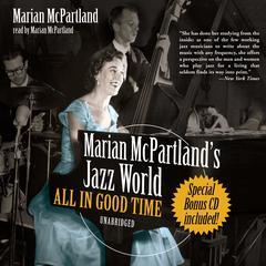 Marian McPartland's Jazz World by Marian McPartland