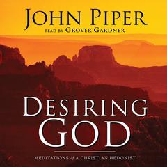 Desiring God by John Piper