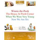 Winnie-the-Pooh Boxed Set by A. A. Milne