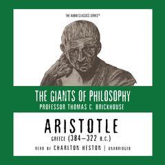 Aristotle by Prof. Thomas C. Brickhouse