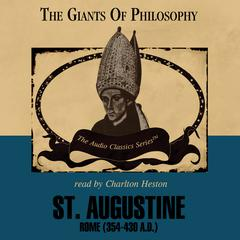 St. Augustine by Prof. R. J. O'Connell, SJ
