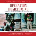 Operation Homecoming by Andrew Carroll