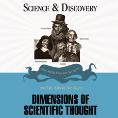 Dimensions of Scientific Thought by Prof. John T. Sanders