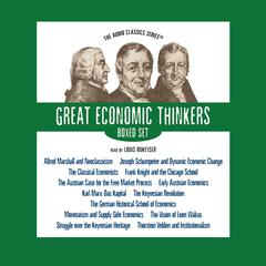 Great Economic Thinkers Series – Boxed Set by various authors
