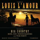 Big Country, Vol. 1 by Louis L'Amour