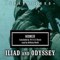 Homer Box Set: Iliad & Odyssey by Homer