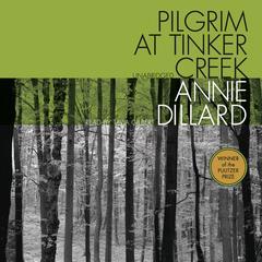 Pilgrim at Tinker Creek by Annie Dillard