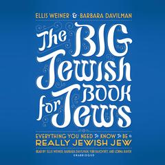 The Big Jewish Book for Jews by Ellis Weiner, Barbara Davilman