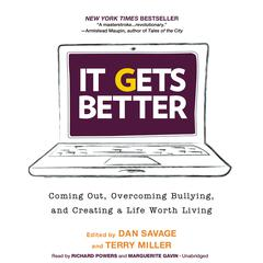 It Gets Better by Dan Savage, Terry Miller