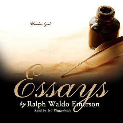 ralph waldo emerson essays first series publisher
