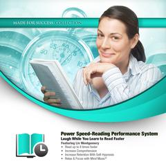 Power Speed-Reading Performance System by Liv Montgomery
