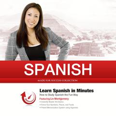 Spanish in Minutes by Made for Success