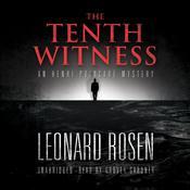 The Tenth Witness by Leonard Rosen