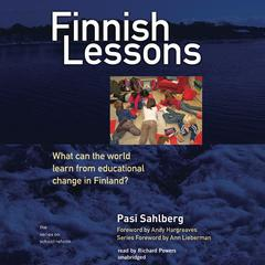 Finnish Lessons by Pasi Sahlberg