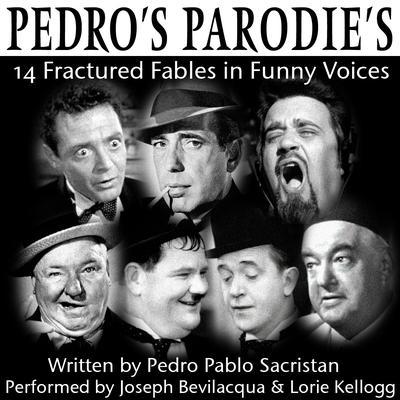 Pedro's Parodies by Pedro Pablo Sacristán