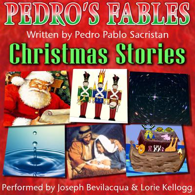Spanish Christmas Stories for Children by Pedro Pablo Sacristán