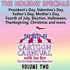 The Best of Cartoon Carnival, Vol. 2 by Waterlogg Productions, Joe Bevilacqua, Lorie Kellogg