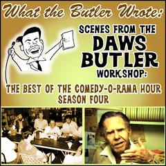 What the Butler Wrote by Charles Dawson Butler