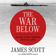 The War Below by James Scott