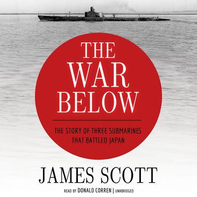 The War Below by James Scott