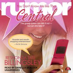 You Don't Know Me like That by ReShonda Tate Billingsley