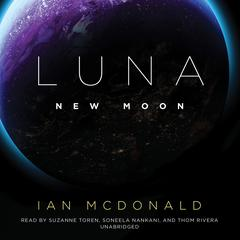 Luna by Ian McDonald