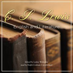 English and Literature by C. S. Lewis