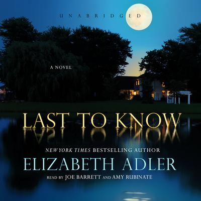 Last to Know by Elizabeth Adler
