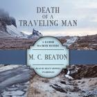 Death of a Traveling Man by M. C. Beaton