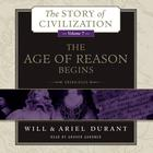 The Age of Reason Begins by Will Durant, Ariel Durant