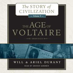 The Age of Voltaire by Will Durant, Ariel Durant