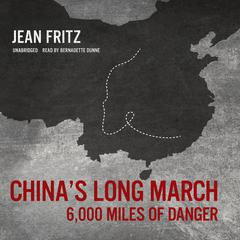 China's Long March by Jean Fritz
