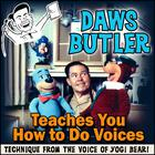 Daws Butler Teaches You How to Do Voices by Charles Dawson Butler