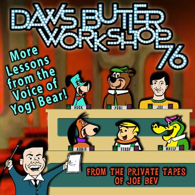 Daws Butler Workshop '76 by Charles Dawson Butler
