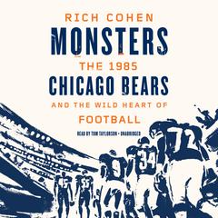 Monsters by Rich Cohen