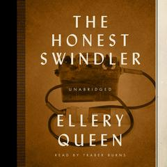 The Honest Swindler by Ellery Queen