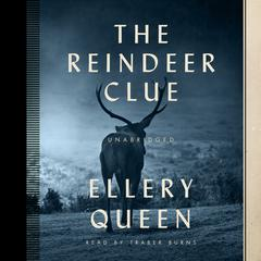 The Reindeer Clue by Ellery Queen