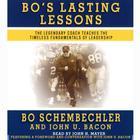 Bo's Lasting Lessons by Bo Schembechler, John Bacon, John U. Bacon